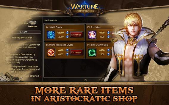 Wartune: Hall of Heroes ScreenShot1