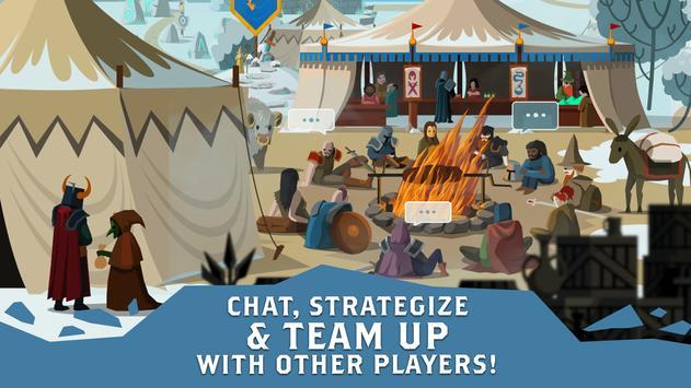 Questland: Fantasy RPG Adventure and Heroes Arena ScreenShot1