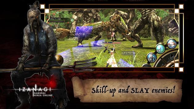 RPG IZANAGI ONLINE MMORPG ScreenShot1