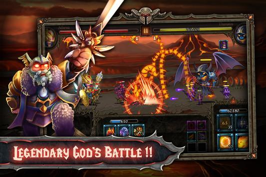 Epic HeroesWar: Blade and Shadow Soul Online Offline ScreenShot1
