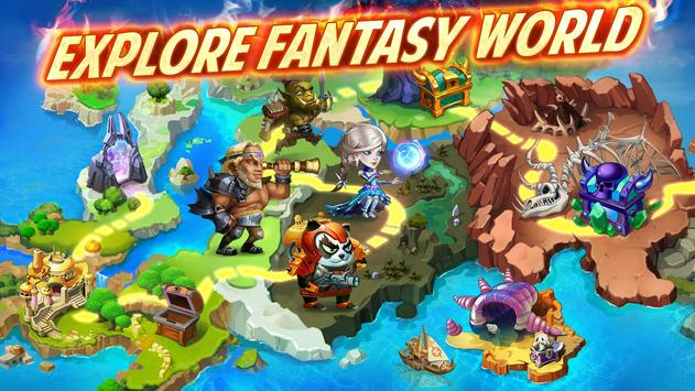 Battle Arena: Heroes Adventure  Online RPG ScreenShot1