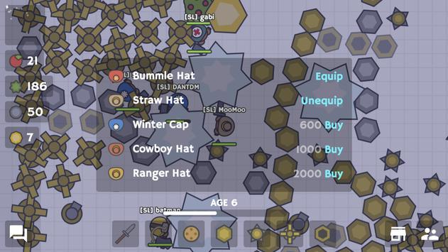 MooMoo.io (Official) ScreenShot1