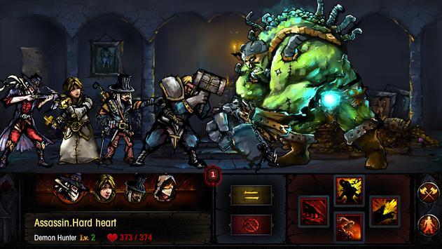 Dungeon Survival  Endless maze ScreenShot1