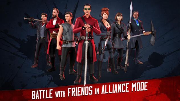 Into the Badlands Blade Battle  Action RPG ScreenShot1