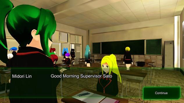 Schoolgirl Supervisor  Saori Sato ScreenShot1