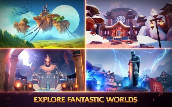 Forged Fantasy ScreenShot1