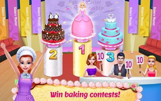 My Bakery Empire  Bake, Decorate and Serve Cakes ScreenShot1