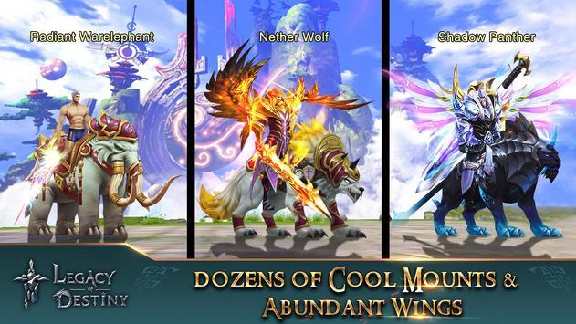 Legacy of Destiny  Most fair and romantic MMORPG ScreenShot1