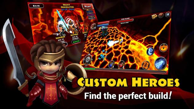 Dungeon Quest ScreenShot1
