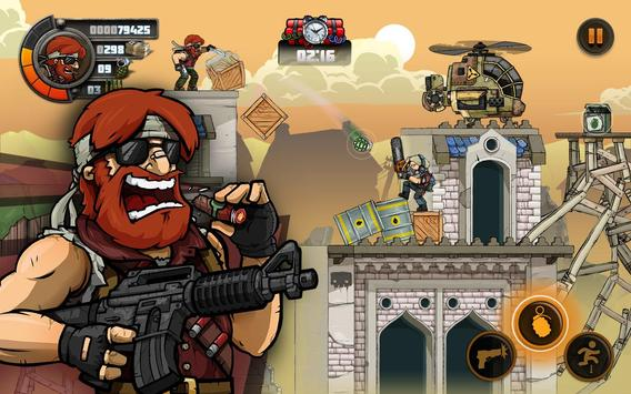 Metal Soldiers 2 ScreenShot1