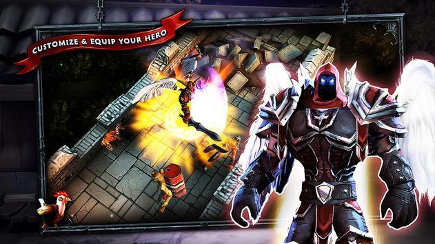 SoulCraft  Action RPG (free) ScreenShot1