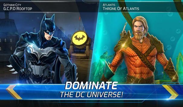 DC Legends: Battle for Justice ScreenShot1