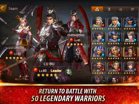 Dynasty Warriors: Unleashed ScreenShot1
