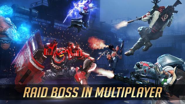 M.A.D 8 : Heroes Battle ScreenShot1