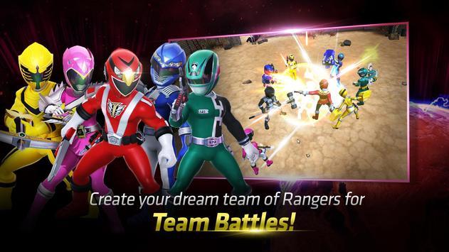 Power Rangers: All Stars ScreenShot1