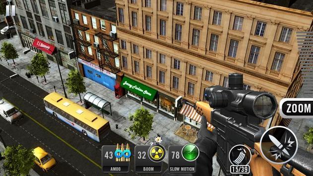Sniper Shot 3D: Call of Snipers ScreenShot1