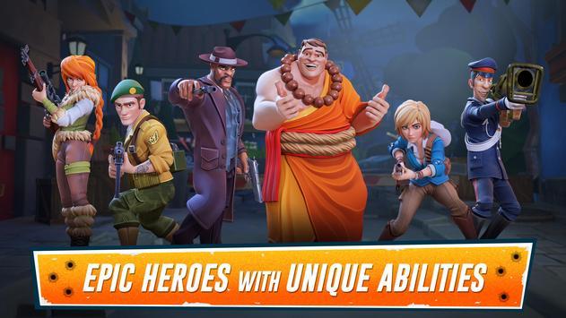 Heroes of Warland  Online Shooter ScreenShot1