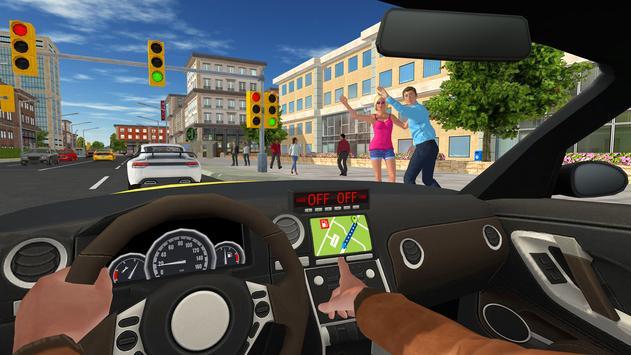 Taxi Game 2 ScreenShot1