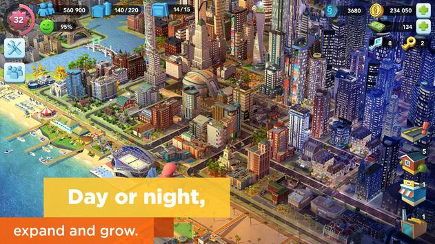 SimCity BuildIt ScreenShot1