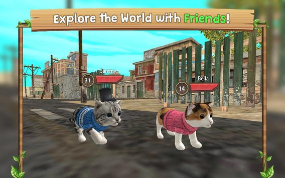 Cat Sim Online: Play with Cats ScreenShot1