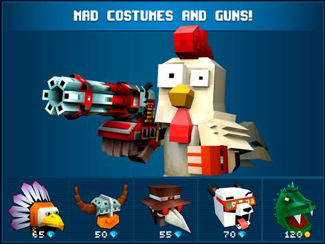 Mad GunZ  Battle Royale, online, shooting games ScreenShot1