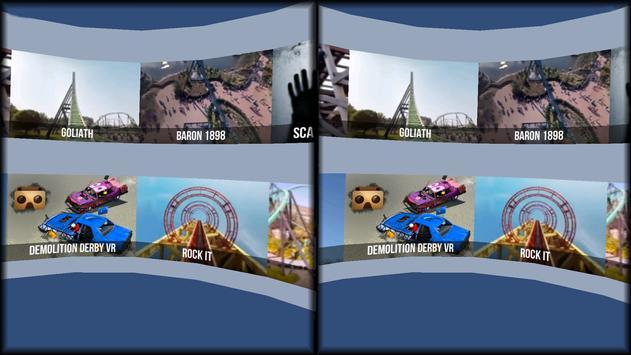 VR Thrills: Roller Coaster 360 (Google Cardboard) ScreenShot1