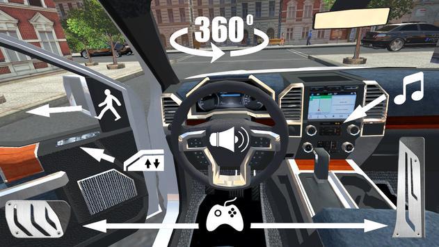 Offroad Pickup Truck Simulator ScreenShot1