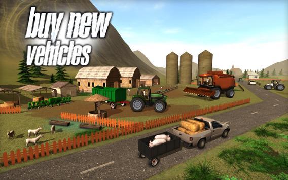 Farmer Sim 2015 ScreenShot1