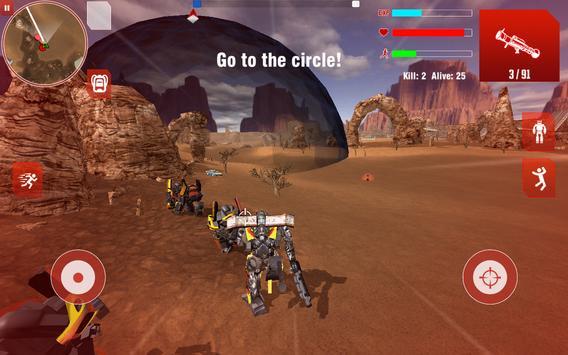 Royal Robots Battleground ScreenShot1