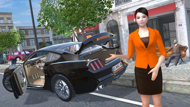 Muscle Car Simulator ScreenShot1
