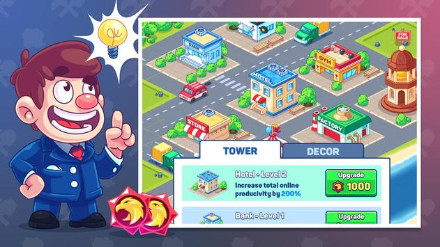 Idle Prison Tycoon: Gold Miner Clicker Game ScreenShot1