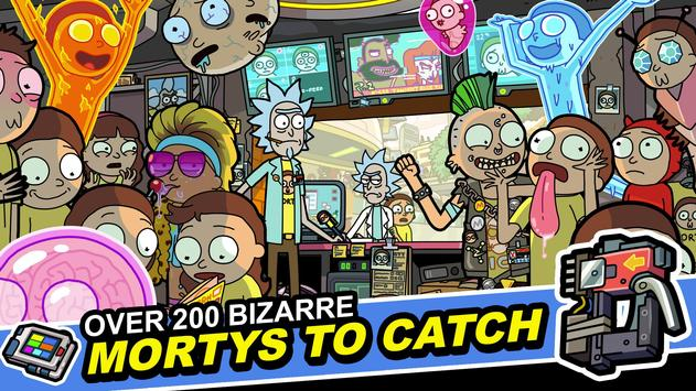 Rick and Morty: Pocket Mortys ScreenShot1