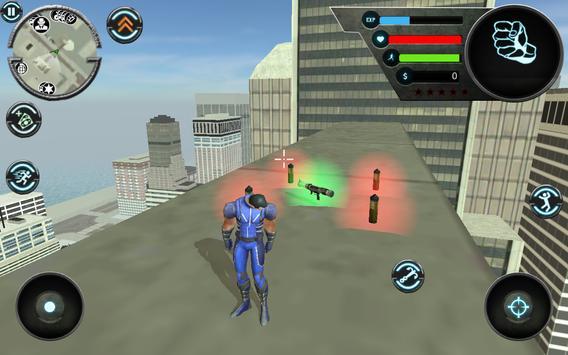 Rope Hero Revolution ScreenShot1