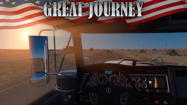 USA Truck Simulator PRO ScreenShot1