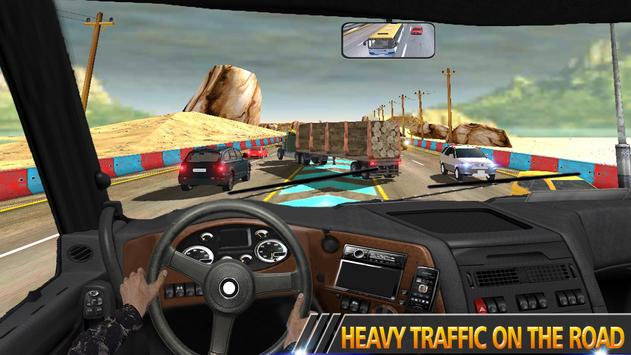 In Truck Driving Games : Highway Roads and Tracks ScreenShot1