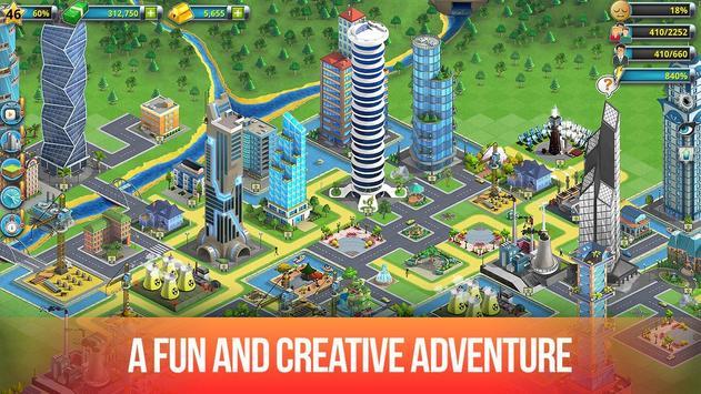 City Island 2  Building Story (Offline sim game) ScreenShot1