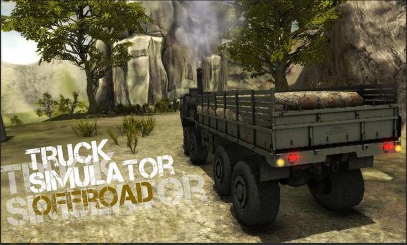Truck Simulator : Offroad ScreenShot1
