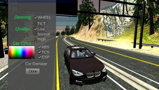 Manual Car Driving ScreenShot1