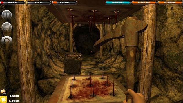 Survival Forest : Survivor Home Builder ScreenShot1