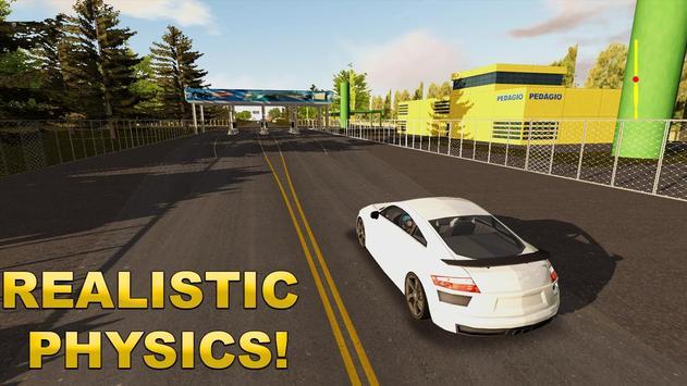 Just Drive Simulator ScreenShot1