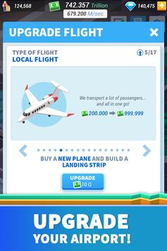 Idle Airport Tycoon  Tourism Empire ScreenShot1