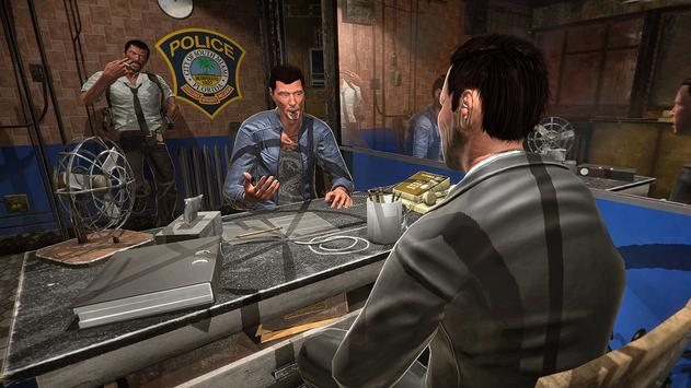 Grand City Battle : Auto Theft Games ScreenShot1