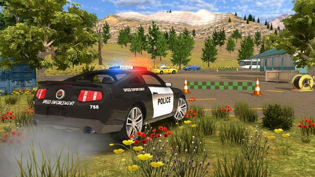 Police Car Chase  Cop Simulator ScreenShot1