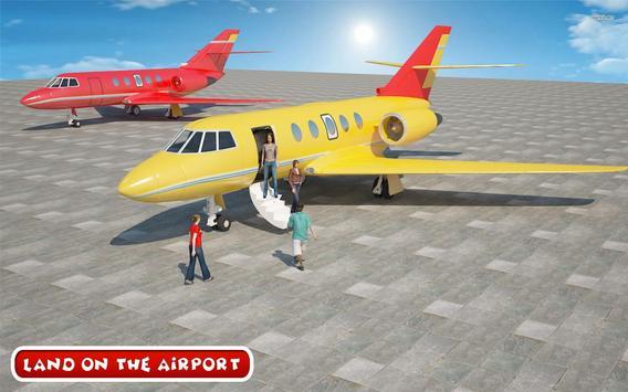 Aeroplane Games: City Pilot Flight ScreenShot1