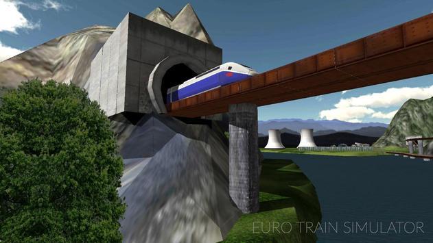 Euro Train Simulator ScreenShot1