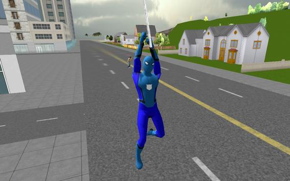 Spider Boy San Andreas Crime City ScreenShot1