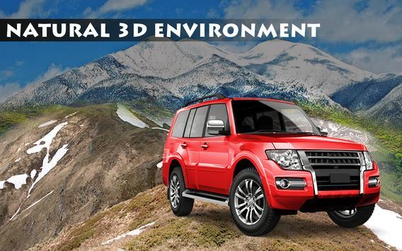 4x4 Mountain Car Driving 2018 ScreenShot1