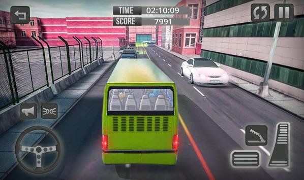 Coach Bus Simulator : Bus Games ScreenShot1