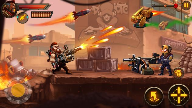 Metal Squad: Shooting Game ScreenShot1