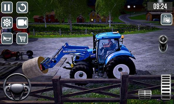 Real Farming Sim 3D 2018 ScreenShot1